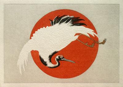 Koryusai woodblock print