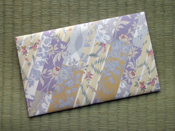 Japanese traditional wrapping paper